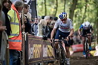 Tom Pidcock (GBR)<br /> <br /> Elite & U23 Mens Race<br /> 42nd Superprestige cyclocross Gavere 2019<br /> <br /> ©kramon