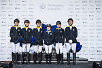 JETS Challenge during the Longines Masters of Hong Kong at AsiaWorld-Expo on 10 February 2018, in Hong Kong, Hong Kong. Photo by Diego Gonzalez / Power Sport Images