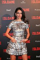Jessica Kahawaty - Photocall du film ´ Miss Sloane ª ‡ líUGC Normandie ‡ Paris, France, le 02/03/2017.