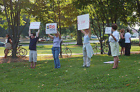 Social Justice rally. Photo/The Daily Progress/Andrew Shurtleff.... ......