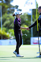Lily Griffin. Day one of the Jennian Homes Charles Tour / Brian Green Property Group New Zealand Super 6's at Manawatu Golf Club in Palmerston North, New Zealand on Thursday, 5 March 2020. Photo: Dave Lintott / lintottphoto.co.nz