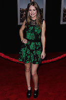 """HOLLYWOOD, CA - NOVEMBER 03: Britt Robertson at the Los Angeles Premiere Of DreamWorks Pictures' """"Delivery Man"""" held at the El Capitan Theatre on November 3, 2013 in Hollywood, California. (Photo by Xavier Collin/Celebrity Monitor)"""