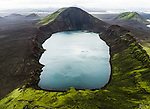 IT'S LAKE NEWS!! Donald Trump's head spotted in Icelandic lake by Joe Shutter