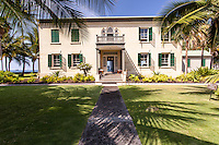 Hulihe'e Palace museum in Kailua-Kona, Big Island.