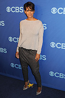 NEW YORK CITY, NY, USA - MAY 14: Halle Berry at the 2014 CBS Upfront held at Carnegie Hall on May 14, 2014 in New York City, New York, United States. (Photo by Celebrity Monitor)