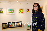 Olivia Stack in her art gallery in Listowel
