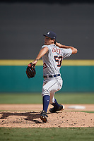 Detroit Tigers pitcher Ruben Garcia (53) during a Florida Instructional League intrasquad game on October 24, 2020 at Joker Marchant Stadium in Lakeland, Florida.  (Mike Janes/Four Seam Images)