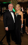 Susan and David Lewis at the Trees for Hope Gala at the Omni Hotel Friday Nov.13, 2015.(Dave Rossman photo)