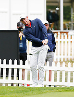 2nd July 2021; Mount Juliet Golf Club, Kilkenny, Ireland; Dubai Duty Free Irish Open Golf, Day Two; Rory Mcilroy of Northern Ireland practices his chipping