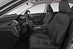 Front seat view of 2019 Lexus RX Privilege-Line 5 Door SUV Front Seat  car photos