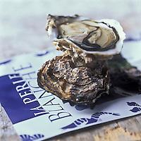 Gastronomie Générale: Huître Perle Blanche