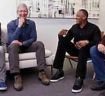 Apple event at Apple headquarters in Cupertino, Calif., Wednesday, May 28, 2014. (Photo by Paul Sakuma Photography) www.paulsakuma.com
