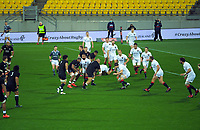 Action from the rugby match between North and South at Sky Stadium in Wellington, New Zealand on Saturday, 5 September 2020. Photo: Dave Lintott / lintottphoto.co.nz