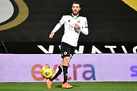Simone Bastoni of Spezia Calcio in action during the Serie A football match between Spezia Calcio and Atalanta BC at Dino Manuzzi stadium in Cesena (Italy), November 20th, 2020. Photo Andrea Staccioli / Insidefoto