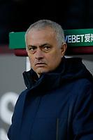 7th March 2020; Turf Moor, Burnley, Lanchashire, England; English Premier League Football, Burnley versus Tottenham Hotspur; Tottenham Hotspur manager Jose Mourinho before the kick off