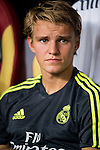 Martin Odegaard looks on during the FC Internazionale Milano vs Real Madrid  as part of the International Champions Cup 2015 at the Tianhe Sports Centre on 27 July 2015 in Guangzhou, China. Photo by Aitor Alcalde / Power Sport Images