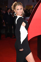 "Sarah Harding<br /> at the ""Batman vs Superman: Dawn of Justice"" premiere, Odeon Leicester Square, London<br /> <br /> <br /> ©Ash Knotek  D3101 22/03/2016"