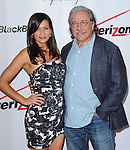 Constance Marie and Edward James Olmos  attends 13th Annual El Sueño de Esperanza Gala at Club Nokia in Los Angeles, California on September 24,2013                                                                               © 2013 Hollywood Press Agency