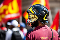 Unknown, Fire Fighter. <br />