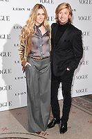 Nicky Clarke<br /> at the Vogue 100: A Century of Style exhibition opening held in the National Portrait Gallery, London.<br /> <br /> <br /> ©Ash Knotek  D3080 09/02/2016