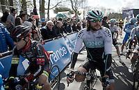(later winner) Martin Mortensen (DNK/ONE) at the start<br /> <br /> 33th Tro Bro Léon 2016