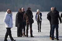 AUDREY FLEUROT PENDANT LE 24EME FESTIVAL INTERNATIONAL DU FILM FANTASTIQUE DE GERARDMER, LE 28 JANVIER 2017 A GERARDMER, FRANCE. # 24EME FESTIVAL DU FILM FANTASTIQUE DE GERARDMER