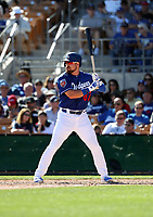 Jake Peter - Los Angeles Dodgers 2018 spring training (Bill Mitchell)