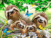 Howard, REALISTIC ANIMALS, REALISTISCHE TIERE, ANIMALES REALISTICOS, paintings+++++,GBHR962,#a#, EVERYDAY ,Selfie,Selfies