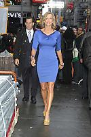 May 04, 2012 Lara Spencer host of Good Morning America seen in New York City. Credit: RW/MediaPunch Inc.