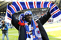 24/05/2008   Copyright Pic: James Stewart.File Name : sct_jspa29_qots_v_rangers.DAMARCUS BEASLEY CELEBRATES AT THE END....James Stewart Photo Agency 19 Carronlea Drive, Falkirk. FK2 8DN      Vat Reg No. 607 6932 25.Studio      : +44 (0)1324 611191 .Mobile      : +44 (0)7721 416997.E-mail  :  jim@jspa.co.uk.If you require further information then contact Jim Stewart on any of the numbers above........