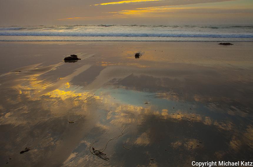 Sand and Sky, Asilomar Beach