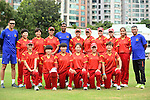 China vs Nepal during their ICC 2016 Women's World Cup Asia Qualifier on 11 October 2016 at the Kowloon Cricket Club in Hong Kong, China. Photo by Marcio Machado / Power Sport Images