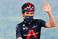 4th July 2021; Tignes, France;  THOMAS Geraint (GBR) of INEOS GRENADIERS during stage 9 of the 108th edition of the 2021 Tour de France cycling race, a stage of 144,9 kms between Cluses and Tignes on July 4