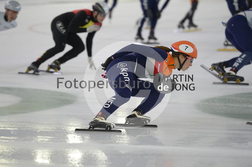 SCHAATSEN: HEERENVEEN: 18-09-2018, Topssporttraining, ©foto Martin de Jong