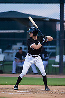 AZL White Sox right fielder Michael Staudinger (17) at bat against the AZL Athletics on July 20, 2017 at Camelback Ranch in Glendale, Arizona. AZL Athletics defeated the AZL White Sox 5-2. (Zachary Lucy/Four Seam Images)