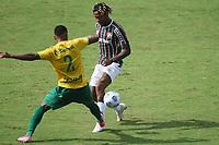 Rio de Janeiro (RJ), 06/06/2021  - Fluminense-Cuiabá - Abel Hernandez jogador do Fluminense,durante partida contra o Cuiabá,válida pela 2ª rodada do Campeonato Brasileiro 2021,realizada no Estádio de São Januário,na zona norte do Rio de Janeiro,neste domingo (06).