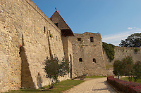 Eger Castle walls - Hungary
