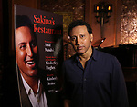 "Aasif Mandvi - ""Sakina's Restaurant"" Photo Call"