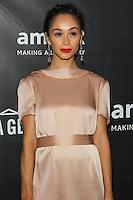 HOLLYWOOD, LOS ANGELES, CA, USA - OCTOBER 29: Cara Santana arrives at the 2014 amfAR LA Inspiration Gala at Milk Studios on October 29, 2014 in Hollywood, Los Angeles, California, United States. (Photo by Celebrity Monitor)