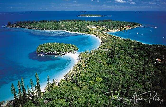 Ile des pins, Baie de Kanumera