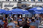 Deutschland, Bayern, Oberbayern, Muenchen: Weisses Braeuhaus | Germany, Bavaria, Upper Bavaria, Munich:White Brauhaus