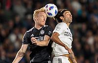 Los Angeles Galaxy vs Atlanta United FC, April 21, 2018