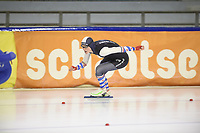 SCHAATSEN: HEERENVEEN: IJsstadion Thialf, 29-09-2018, KNSB trainingswedstrijd, ©foto Martin de Jong