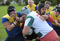 130525 Wellington Club Rugby - HOBM Presidents v Tawa