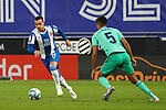 28th June 2020; RCDE Stadium, Barcelona, Catalonia, Spain; La Liga Football, Real Club Deportiu Espanyol de Barcelona versus Real Madrid; Picture show R.D.T