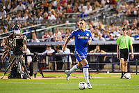 John Terry (26) of Chelsea FC. Chelsea FC and Paris Saint-Germain played to a 1-1 tie during a 2012 Herbalife World Football Challenge match at Yankee Stadium in New York, NY, on July 22, 2012.