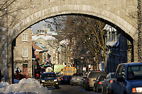 Quebec (Qc) CANADA - February 4, 2008 -<br />