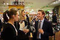 Lady Tatiana Mountbatten, Sabrina Percy and Francis Boulle