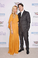 BRENTWOOD, CA - JUNE 11: Fashion designer Rachel Zoe and husband Rodger Berman arrive at the 15th Annual Chrysalis Butterfly Ball at a private residence on June 11, 2016 in Brentwood, California.