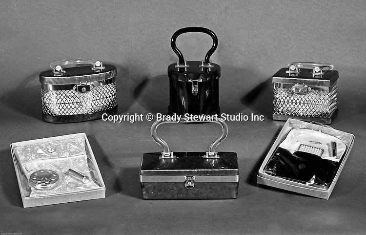 Client:  Edlis Company Inc.<br /> Ad Agency: None / Edlis<br /> Contact: Mr. Cohen<br /> Product:  Home Beauty Products Catalog<br /> Location: Brady Stewart Studio at 812 Market Street in Pittsburgh<br /> <br /> Studio photography of Dorset-Rex Handbags for Edlis Beauty and Barber Supplies. Edlis is a beauty and barber distributor in the Pittsburgh area. They have been in business for over 100 years. They supply locally, nationwide, and internationally.